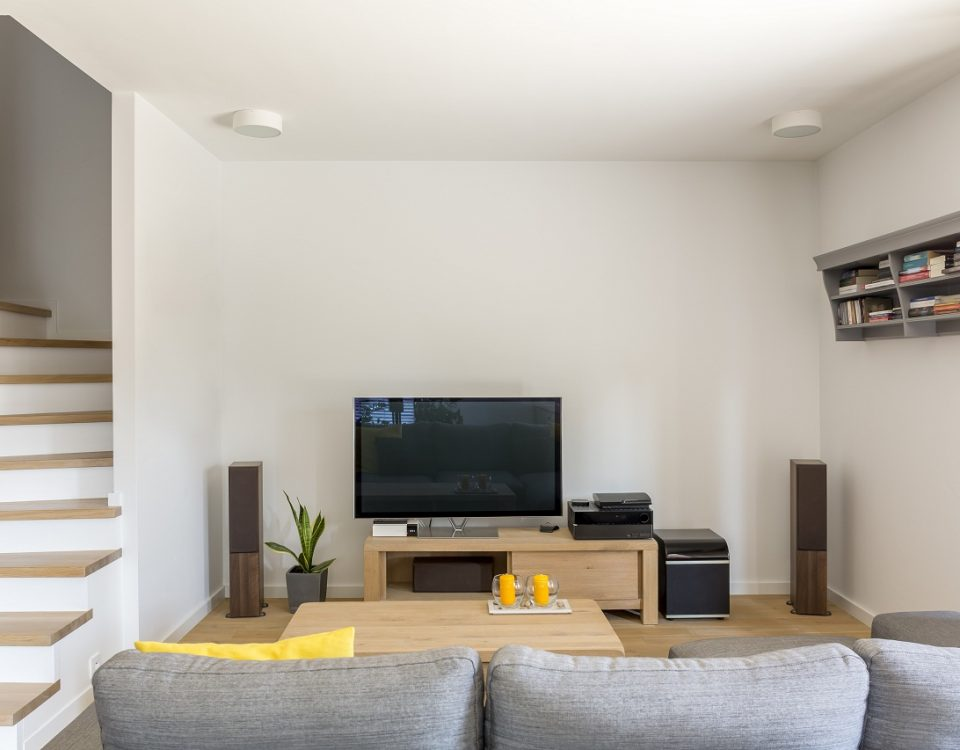 Meuble TV design