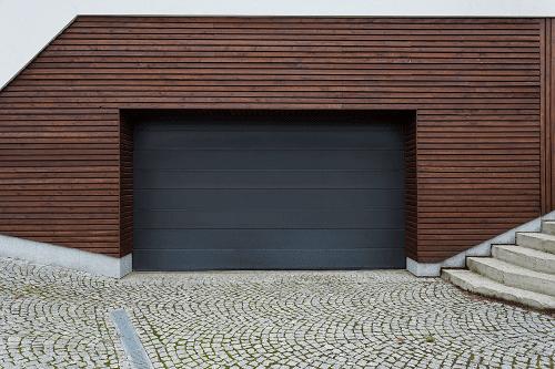 Porte de garage à Nice